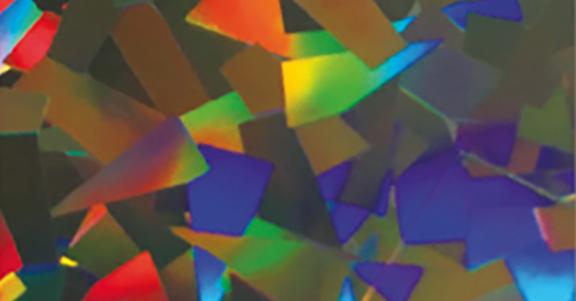 étiquette inviolable hologrammes