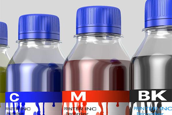 étiquetage de produit décor