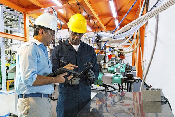 étiquetage industriel suivi de production