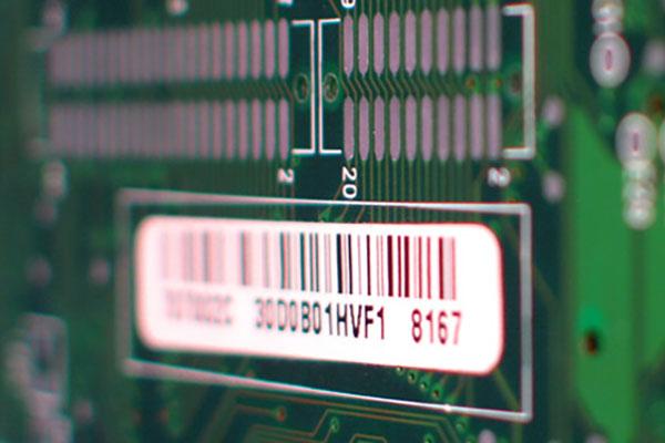 étiquetage traçabilité électronique