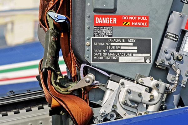 étiquette traçabilité aéronautique