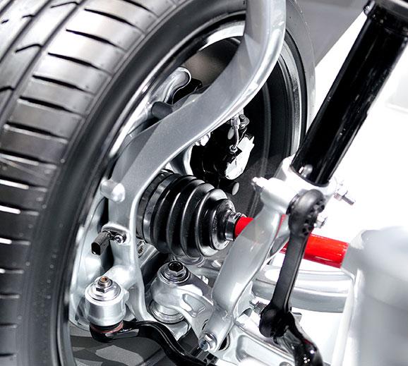 étiquette automobile chassis