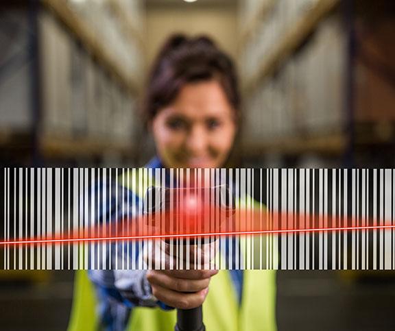 étiquette code-barres gestion flux et traçabilité