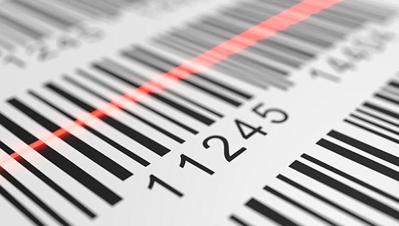 étiquette code-barres traçabilité