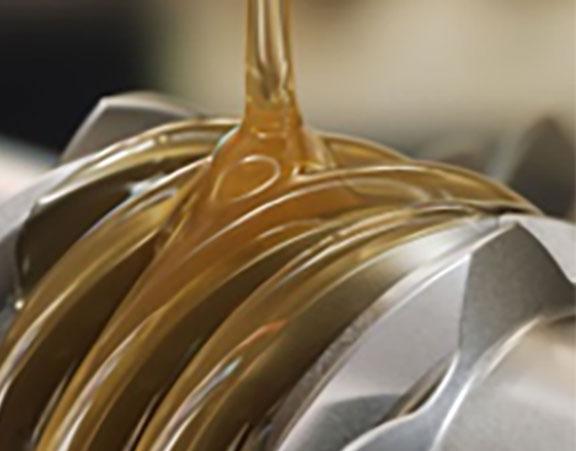 étiquette industrielle résistante huile