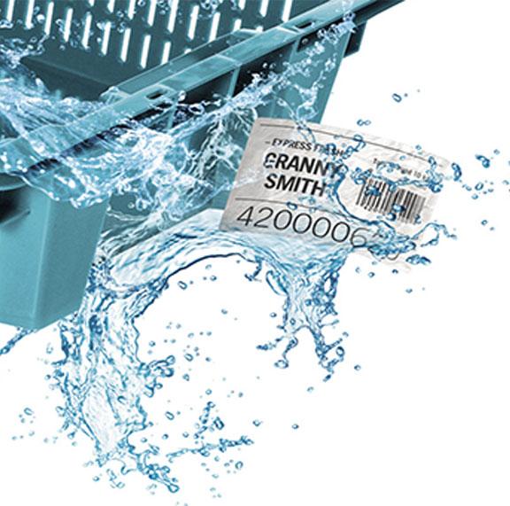 étiquette thermocollante produits