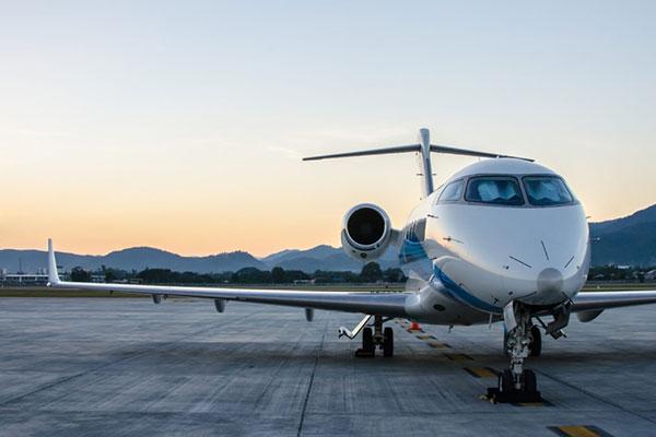 secteur aéronautique étiquettes industrielles