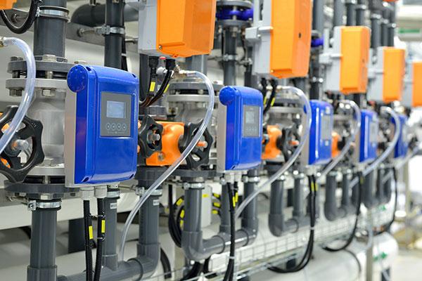 secteur équipements étiquettes industrielles